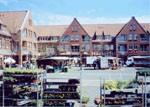 Der Marktplatz von Schwanewede mit Markt©Einheitsgemeinde Schwanewede