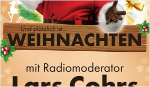 Weihnachtslesung Lars Cohrs